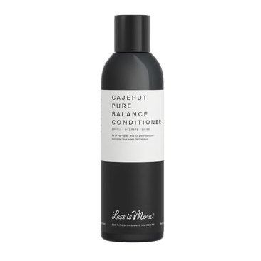 Less is More Cajeput Pure Balance, hoitoaine - kaikille hiustyypeille, 200 ml