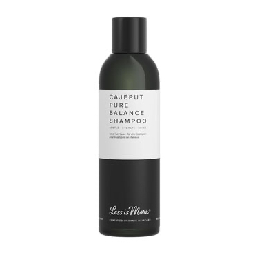 Less is More Cajeput Pure Balance, shampoo - kaikille hiustyypeille, 200 ml