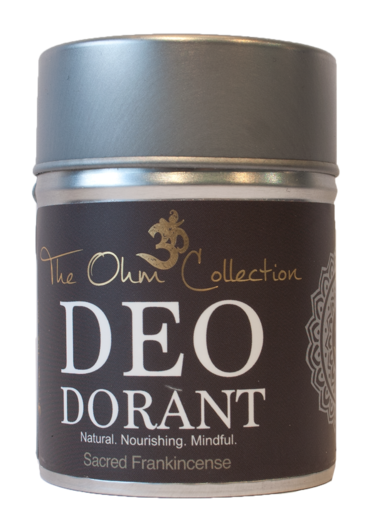 The Ohm Collection Deo Dorant Sacred Frankincense