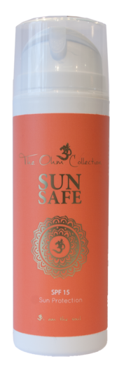 The Ohm Collection Sun Safe - aurinkosuoja SPF 15