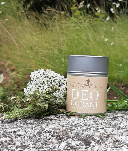 The Ohm Collection Deo Dorant Cedar