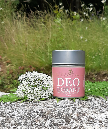 The Ohm Collection Deo Dorant Rose