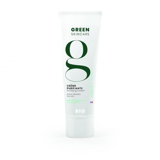 Green Skincare Purity+ Face Cream for oily/impure skin 50 ml