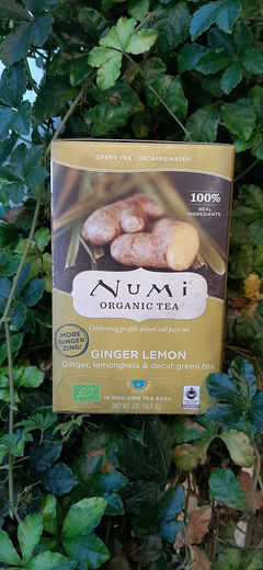 Numi-tee Ginger Lemon 16x2g