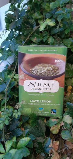 Numi-tee Mate Lemon 18x2,3g